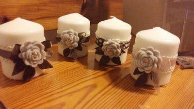candele decorate candele decorate shabby per la casa e per te decorare