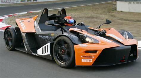Ktm Road Car Abarth Sports Car To Be Based On Ktm By Car Magazine