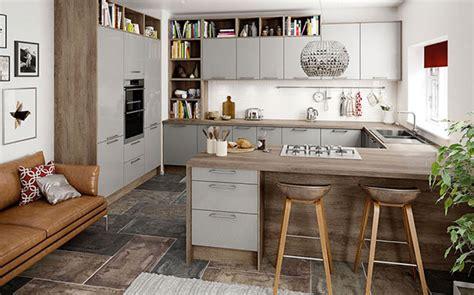 oak long bar kitchen