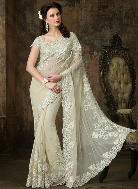 22 best Exclusively Sarees images on Pinterest   Half