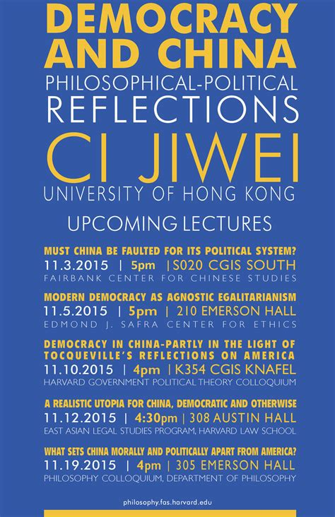 organizing democracy reflections on the rise of political quot democracy and china philosophical political reflections