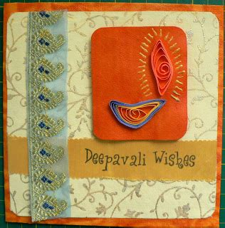 Juhi Handmade Cards - craft ideas for
