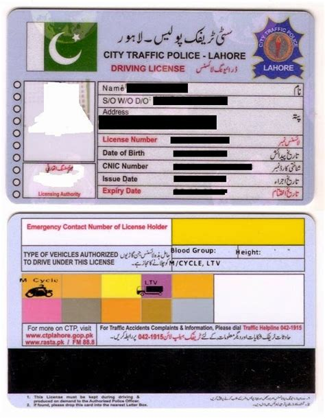international motor traffic international driving permit driving license procedure in pakistan needs an upgrade