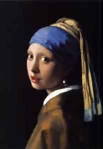 Girl with a pearl earring c 1665 by johannes vermeer one of vermeer s