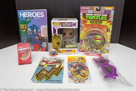 Cool Giveaway Items - giveaways enter to win cool stuff from our august 2014 loot crate the grand shuckett