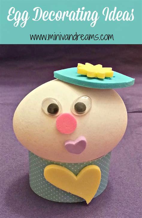 Gekochte Eier Dekorieren by Easy Egg Decorating Ideas Mini Dreams