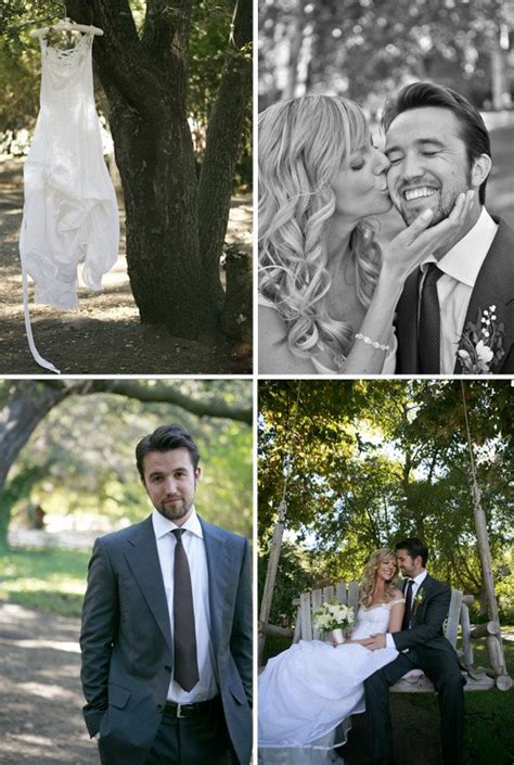 Kaitlin Olson   Rob McElhenney   Celebrity Wedding