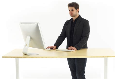 Standing At Your Desk by A Stand Against Musculoskeletal Related Disorders
