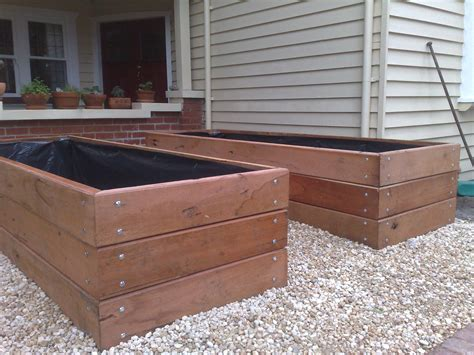 Colorbond Planter Boxes by All Ways Fencing Gallery
