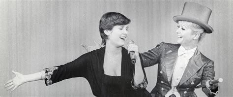 Bright Lights Starring Carrie Fisher And Debbie