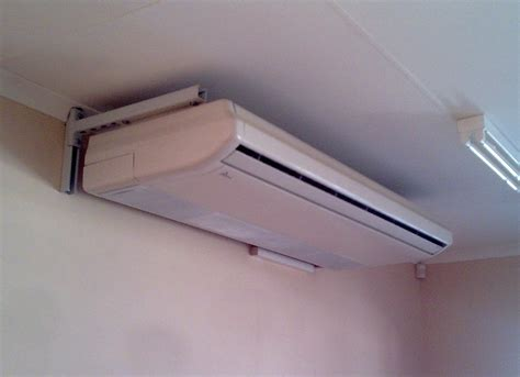 under ceiling mount split unit aircelsius airconditioning