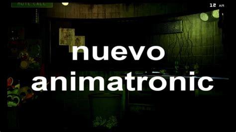imagenes raras de five nights at freddy s five nights at freddy s 3 noche 9 nuevo animatronic youtube