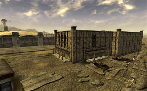 abandoned warehouse fallout wiki fandom powered  wikia