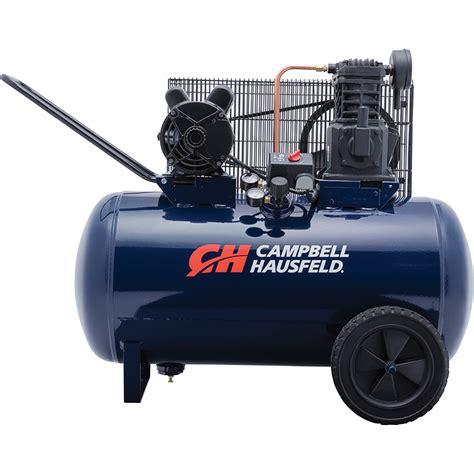 campbell hausfeld portable electric air compressor