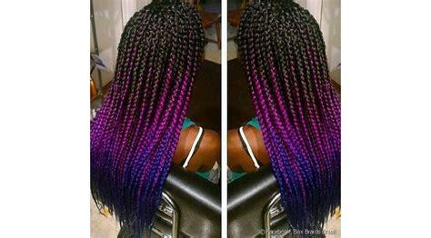 Box braids coloridas: confira mais de 70 fotos de meninas