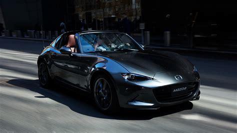 mazda roadster mazda roadster rf debuts in retails from 31 170