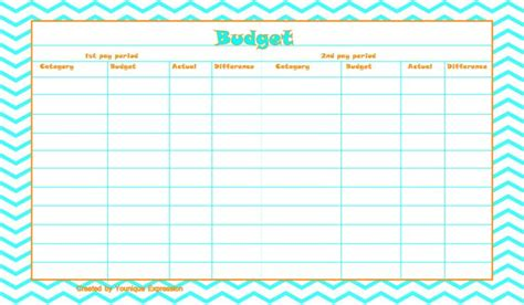 paycheck budget template 58 best images about bill organization on see