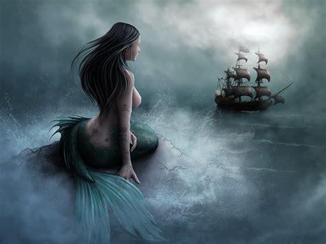 seres mitologicos y de la noche el mundo de la fantasia seres mitol 243 gicos sirenas y mermaids las sirenas