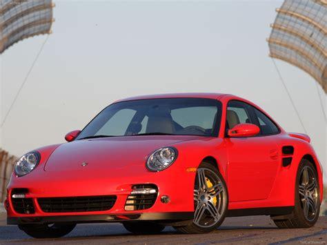 red porsche 911 2007 red porsche 911 turbo wallpapers