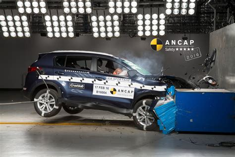 Kia 24 Hour Roadside Assistance Number Kia Sportage Suv To Achieve 2016 Ancap Safety Rating