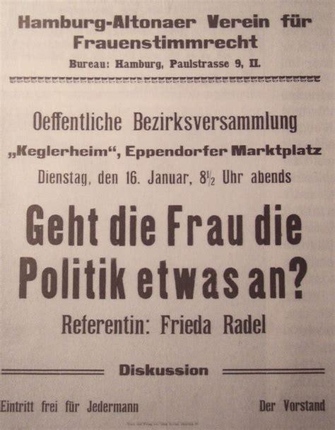Plakat Wiki by Datei Plakat Frauenstimmrecht Jpg