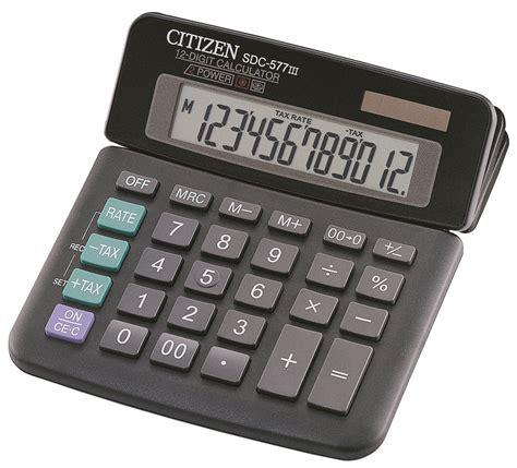 Kalkulator Sedang Citizen Sdc 810bn kalkulator biurowy citizen sdc 577iii 12 cyfrowy 164x150mm czarny ebiurowe