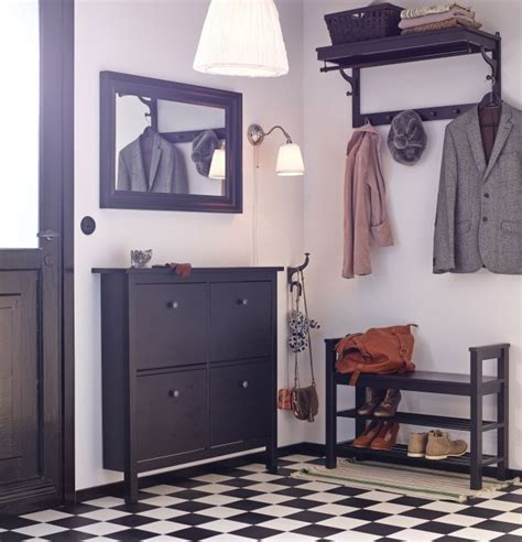 Hemnes Coat Rack by 1000 Ideas About Entryway On Entryway
