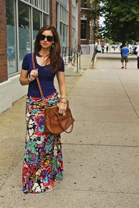 style files 20 ways to rock a maxi in the garage 174