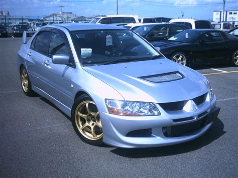 mitsubishi lancer evo 8 price 2003 mitsubishi lancer evo 8 gsr prestige motorsport