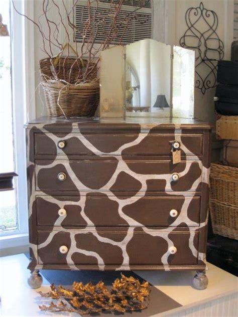 giraffe decor for bedroom giraffe print dresser leopard cheetah zebra oh my