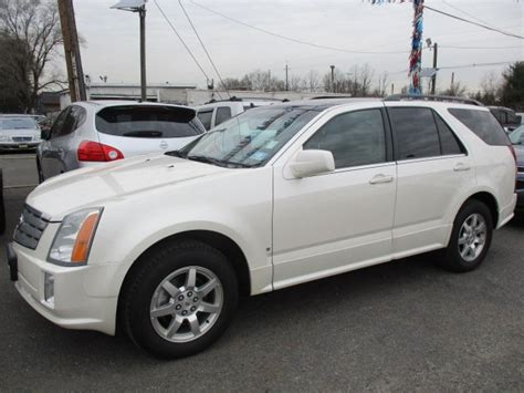 Cadillac Srx Pre Owned by Pre Owned 2008 Cadillac Srx Awd Sport Utility In Edison