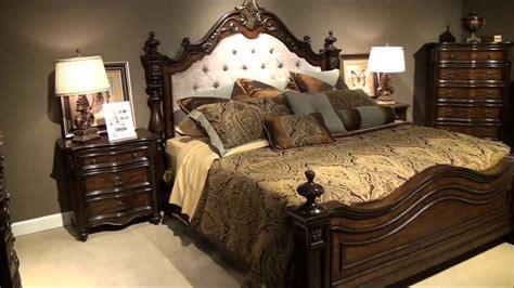 chamberlain court bedroom set  liberty furniture youtube