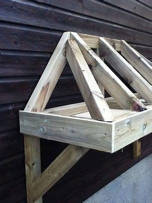 image result  mono pitch porch gallow bracket home