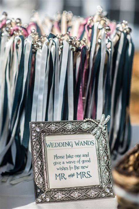 Wedding Bell Ribbon Wands by Best 25 Wedding Bells Ideas On