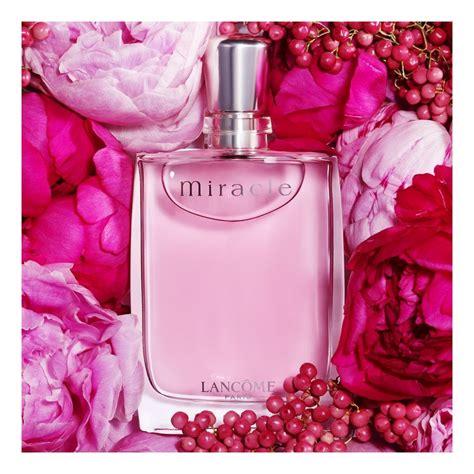Parfum Lancome Miracle miracle eau de parfum parfum floral pour lanc 244 me