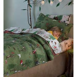 woodland friends bedding special bedding