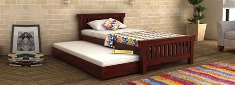 Home Decor Furniture Online by Beds Buy Wooden Bed Online In India Upto 60 Off