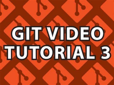 tutorial git mergetool git video tutorial 3 youtube