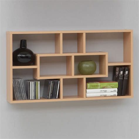 pattern for wall shelf 26 of the most creative bookshelves designs