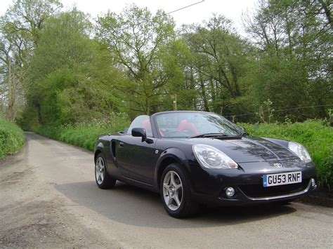 Toyota Mr2 Review Toyota Mr2 Roadster Review 2000 2006 Parkers