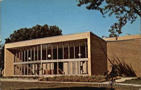 Morningside College | klinger neal theatre on morningside college cus sioux
