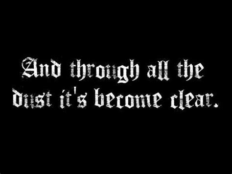 hail to the king avenged sevenfold lyrics hd avenged