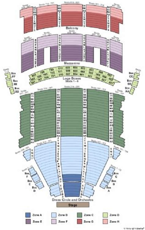 state theater seating chart cleveland state theatre tickets and state theatre seating chart