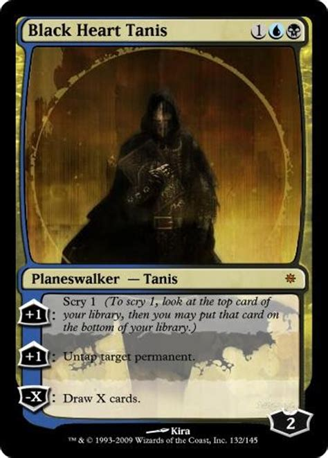 make your own magic the gathering card deathmarked create your own planeswalker