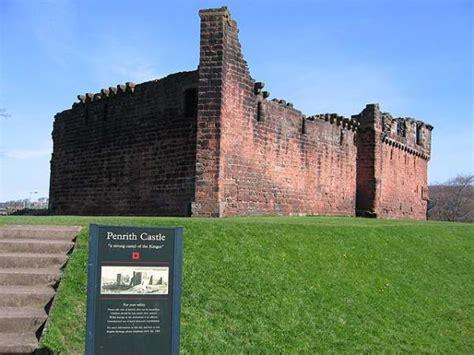 penrith castle visit cumbria