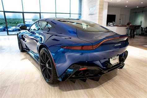2019 Aston Vantage by 2019 Aston Martin Vantage Stock 9nn01614 For Sale Near
