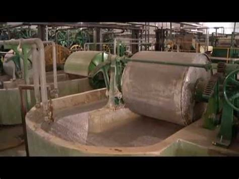 How To Make Paper In Factory - paper recycling plant