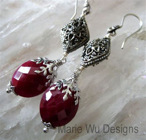Handmade Earrings Designs - 30 delightful handmade jewelry ideas to try in 2014