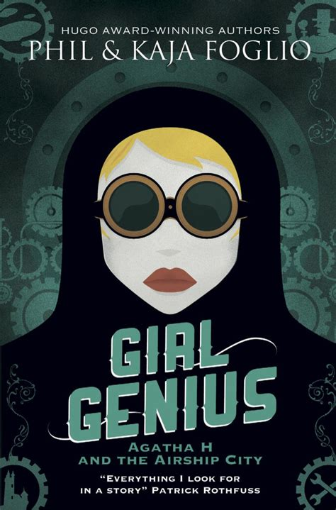 Review Genius By Phil And Kaja Foglio by Titan Books Genius Agatha H And The Airship City
