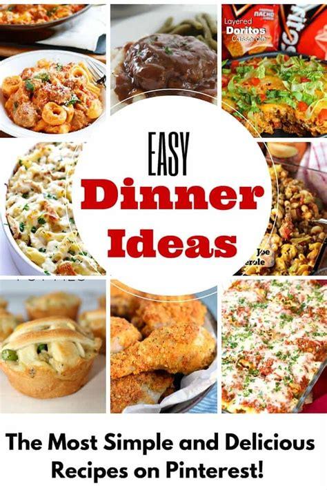 crazy easy dinner ideas princess pinky girl
